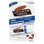 4x Palmers Cocoa Butter Formula LIP BALM SPF15 Moisturising Chapped Cracked 4g
