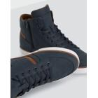 Basic Sneaker Boots-Pull&Bear