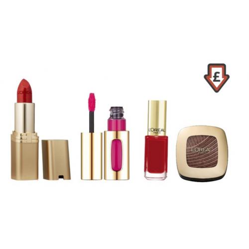 L'Oreal Colour Riche Make-Up Four-Piece Set