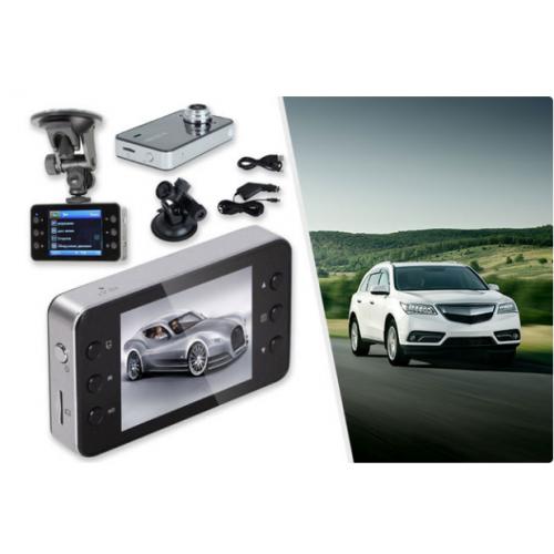 Full HD 1080p Car Camera Video Recorder